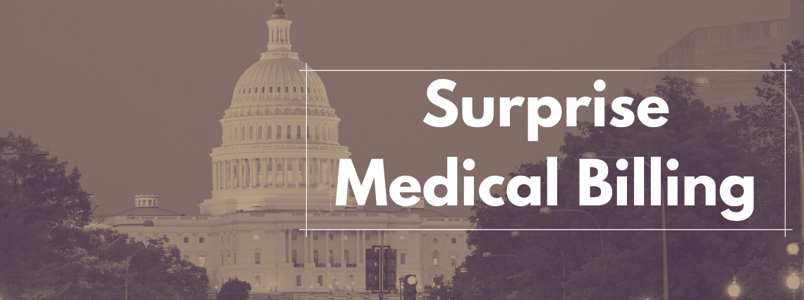 Surprise Medical Billing Legislation: Issues for Congress to Consider